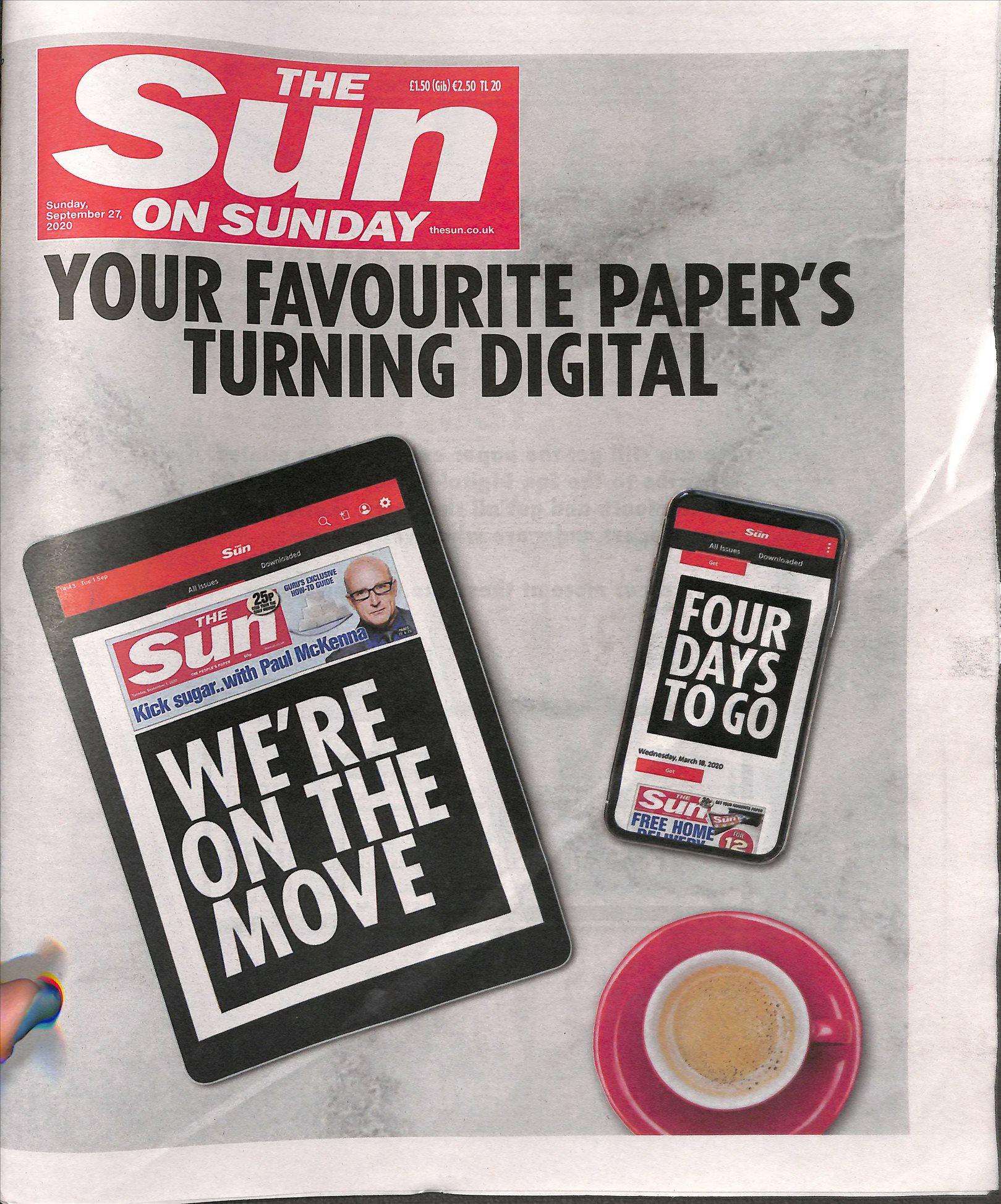 Jornal The Sun