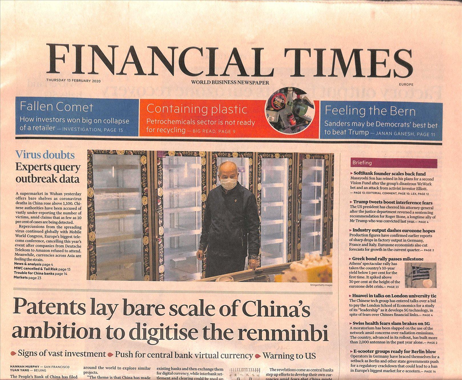 Jornal Financial Times