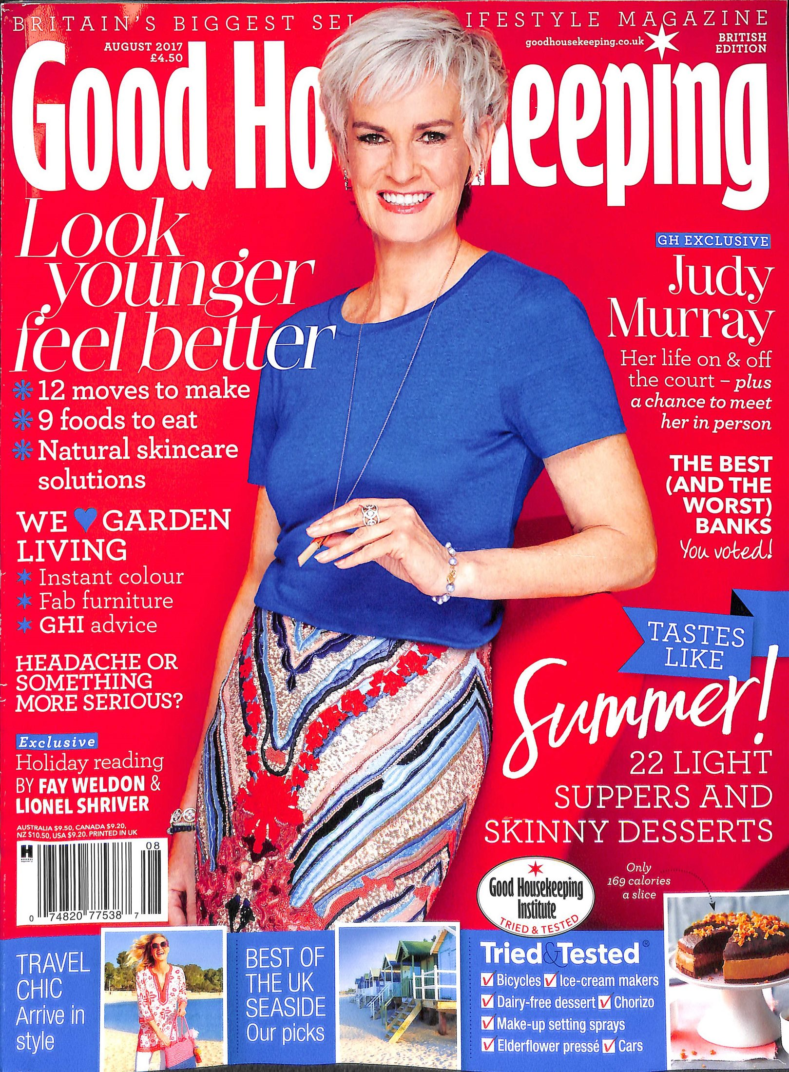 Revista Good House Keeping