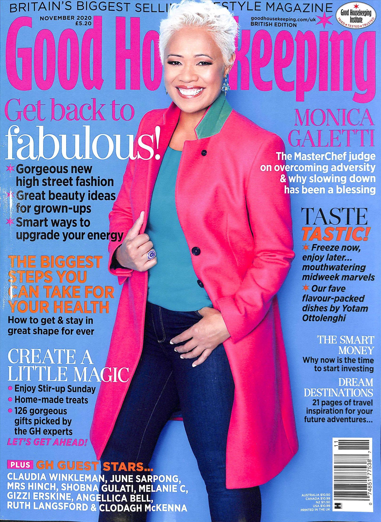 Revista Good House Keeping