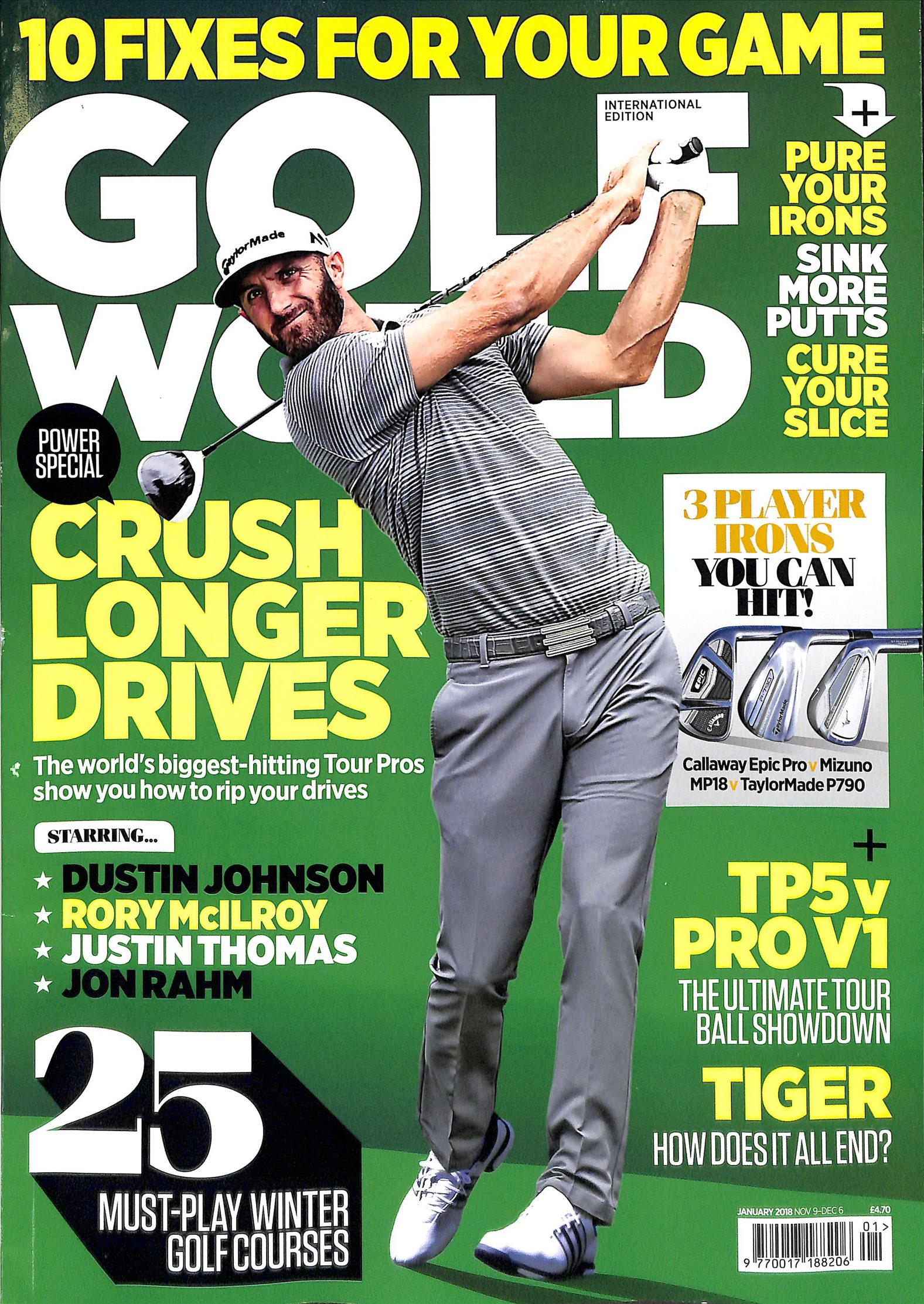 GOLF WORLD