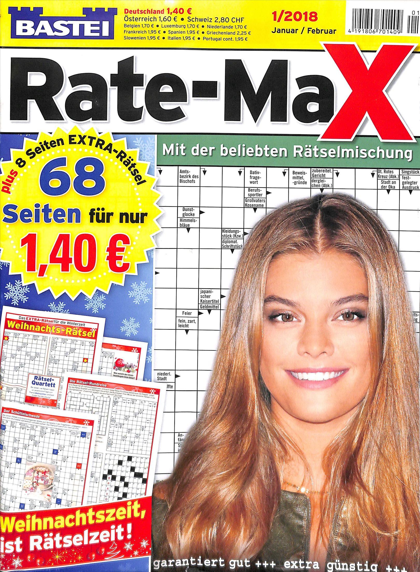 BASTEI RATE MAX