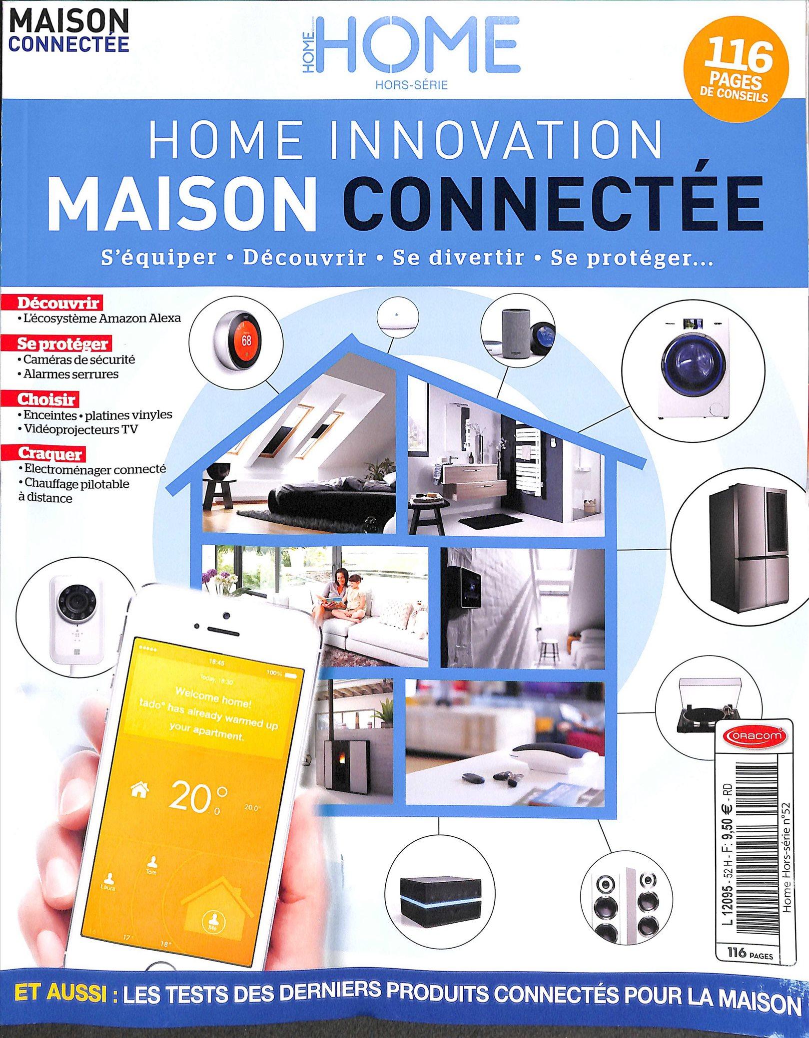 HOME HS MAISON CONNECTEE