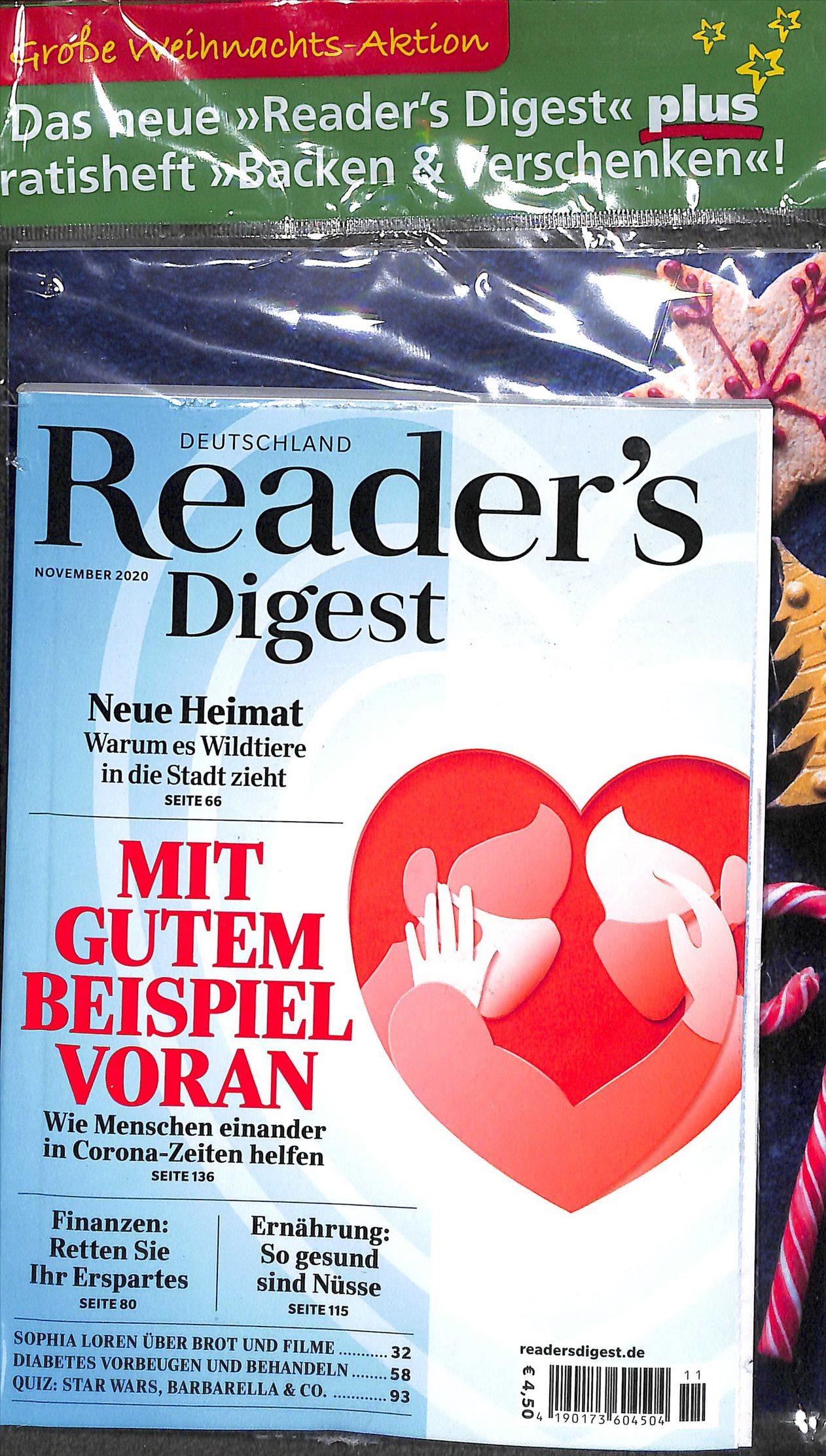 Revista Readers Digest