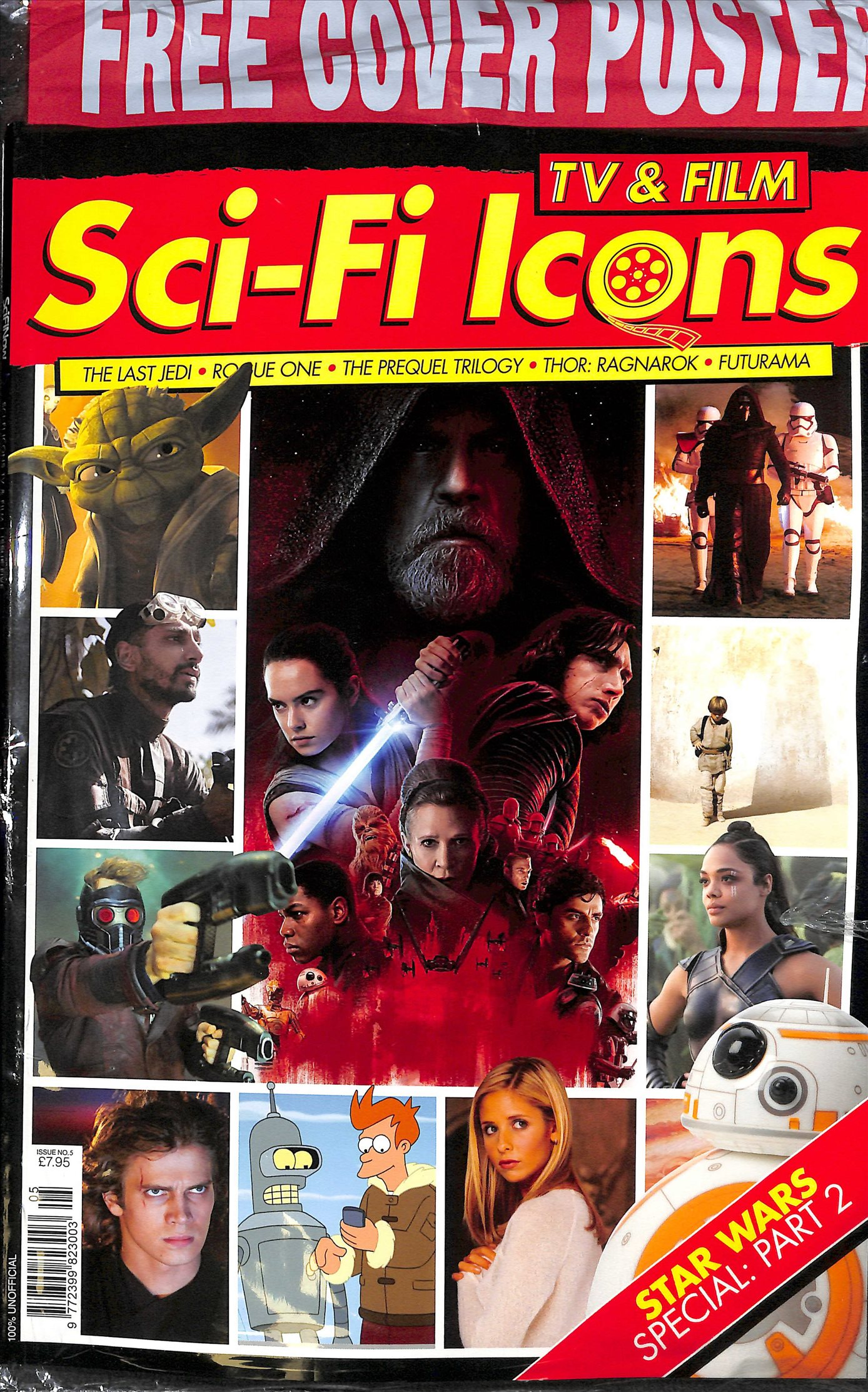 SCI-FI ICONS TV & FILMS